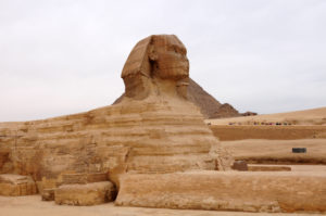 Great Sphinx of Giza and Göbekli Tepe linked by Zodiac