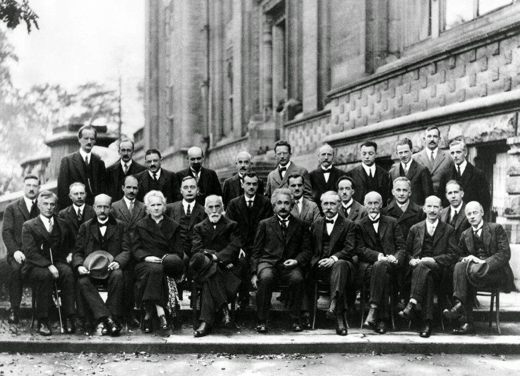 The 5th Solvay Conference of 1927