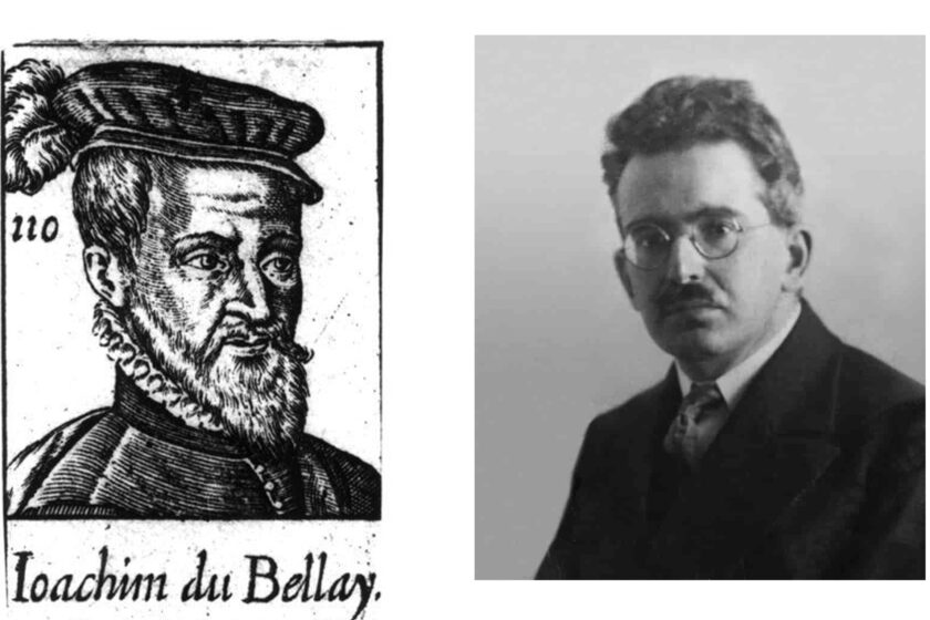 Joachim Du Bellay and Walter Benjamin on Translation